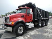 2007 Mack Trucks GRANITE CV713