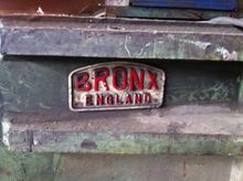 BRONX 150 MM GAG  STRAIGHTENING