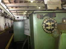 Used BECKER -DEMAG-