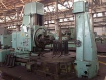 KOLOMNA 2000 MM GEAR HOBBER