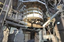 100 ton Electric Arc Furnace ,E