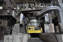 Used 100 ton Ladle F