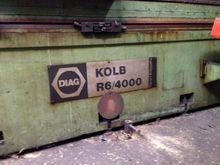 KOLB R6/4000 Cylindrical Grindi