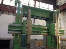3000 mm CNC Vertical Lathe, Reb