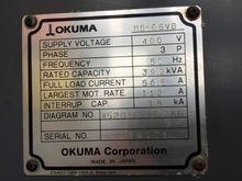 2007 OKUMA MB66VA VERTICAL MACH