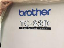 2008 BROTHER TC S2D CNC DRILL T