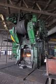 4000 TON EUMUCO FORGING PRESS