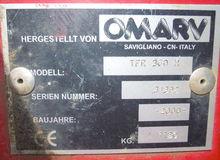 Used 2000 Omarv TFP