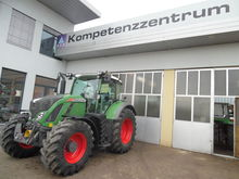 Used 2016 Fendt 714