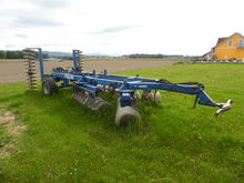 Dal-bo Dal-bo disc harrow