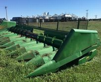 JOHN DEERE 1253A ALL CROP HEAD-