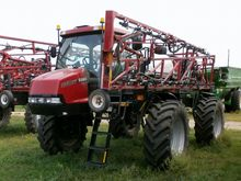 2011 CASE IH 3330 PATRIOT SPRAY