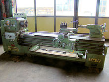 "Used centre lathe ""G"