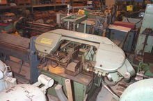 "automatic belt saw ""Meba"""