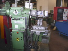"universal milling machine ""Reid"