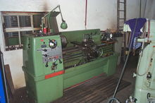 "Used centre lathe ""C"