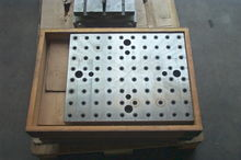 Used clamping plate