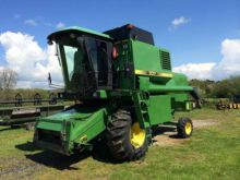 used john deere 1177 combine for sale machinio rh machinio com John Deere Lawn Mower Manuals John Deere Lawn Tractors