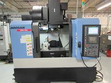 2012 Doosan DNM 400 3219