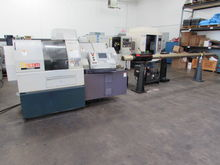 1996 Citizen L25 CNC Swiss Scre