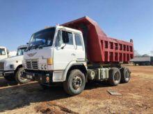 Used Dump Trucks >> Used Dump Trucks For Sale In South Africa Machinio