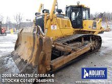 2008 KOMATSU D155AX-6