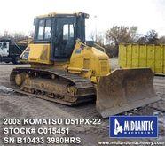 2008 KOMATSU D51PX-22