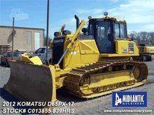 Used 2012 KOMATSU D6