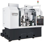 Goodway GV-1000 CNC Vertical La