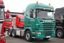 Used Scania R 620 V8