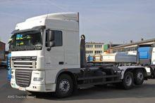 DAF XF105.460 6X2 EURO 5 tipper