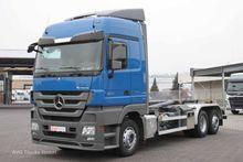 Mercedes-Benz 2544 L 6X2 4 EURO