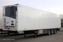 Schmitz SKO 24 semi-trailer wit