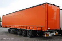 Krone SDP 27 semi-trailer curta