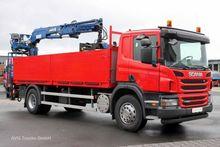 Scania P 280 EURO 5 platform
