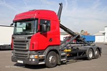 Scania R 400 6X2 4 EURO 5 tippe