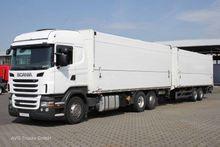 Scania R 440 6X2 4 EURO 5 motor