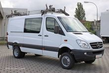 Mercedes-Benz 519 CDI 4X4 EU 5