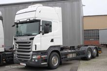 Scania R 440 L 6X2 EURO6 frame