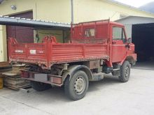 Used 1999 Bremach TG