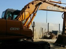Used 2002 Case CX 21