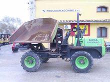 2006 Ausa D600 AHG