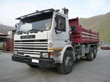 Used 1983 Scania P82