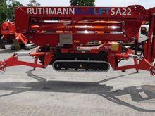 2012 Ruthmann Bluelift C 22/11