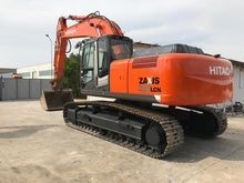 2007 Hitachi zx 280-3