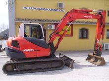 2007 Kubota KX080-3