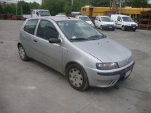 2002 Fiat punto 2000 d Van