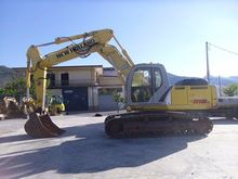 2007 New Holland Kobelco E215B