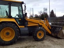 1998 Fermec 860 Rigid Backhoe L