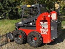 2003 Kubota Thomas 105